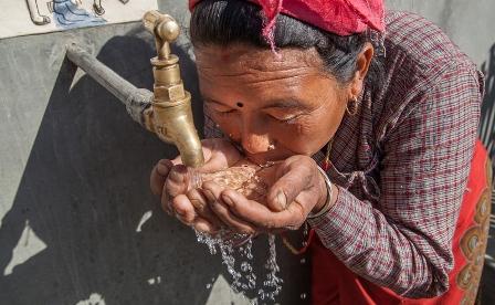 drinking-water-nepal