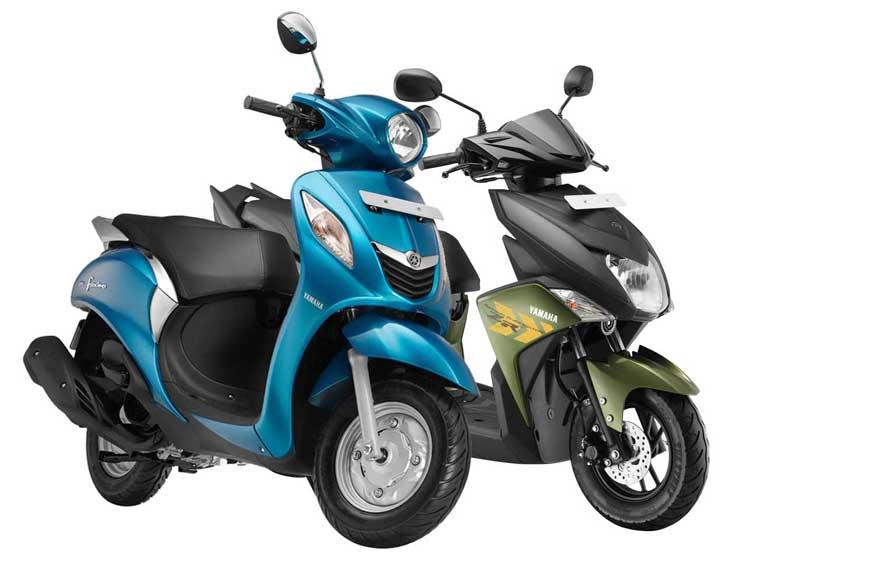 Yamaha-Scooters